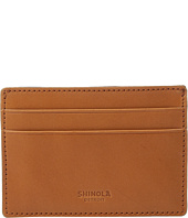 Shinola Detroit - Six-Pocket Card Case