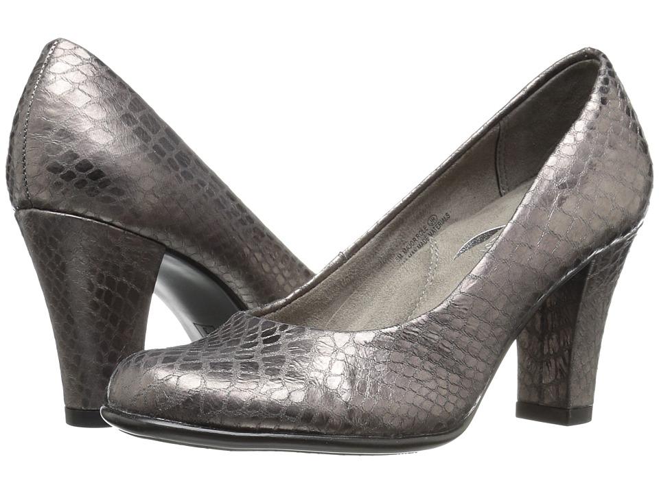 Aerosoles Major Role (Silver Snake) Women