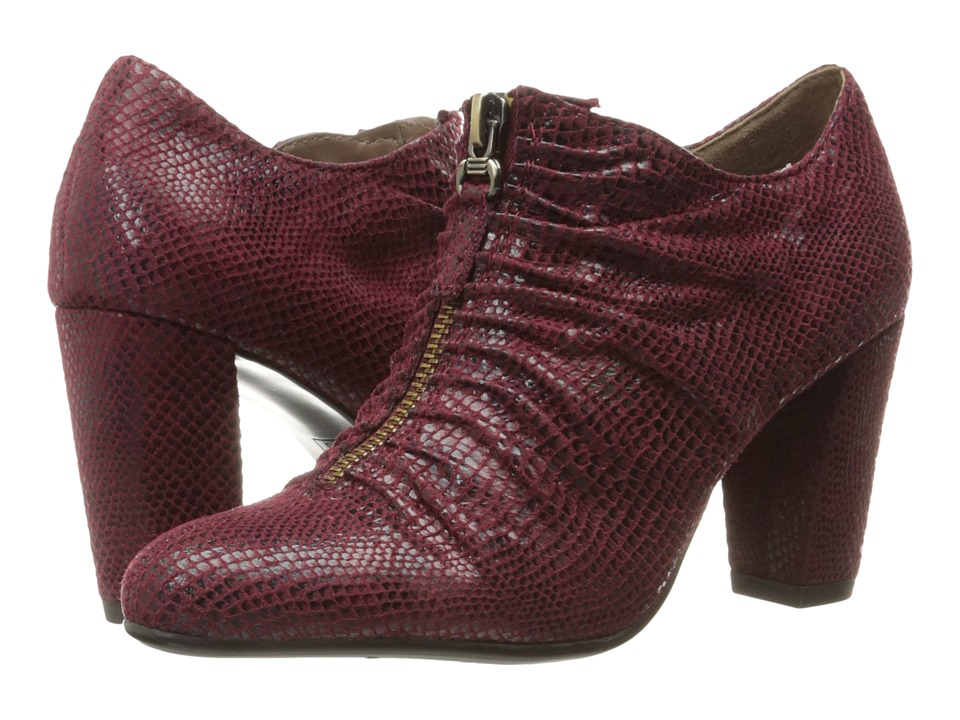 Aerosoles Fortunate (Wine Snake) Women's Shoes