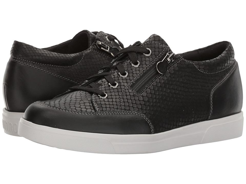 MUNRO Gabbie (Black Snake Print) Women's  Shoes
