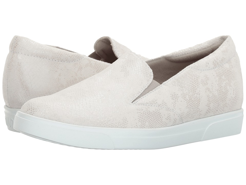 Munro Lulu (White Snake Print) Women's Shoes