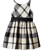 Polo Ralph Lauren Kids - Poly Taffeta Plaid Fit and Flare Dress (Toddler)