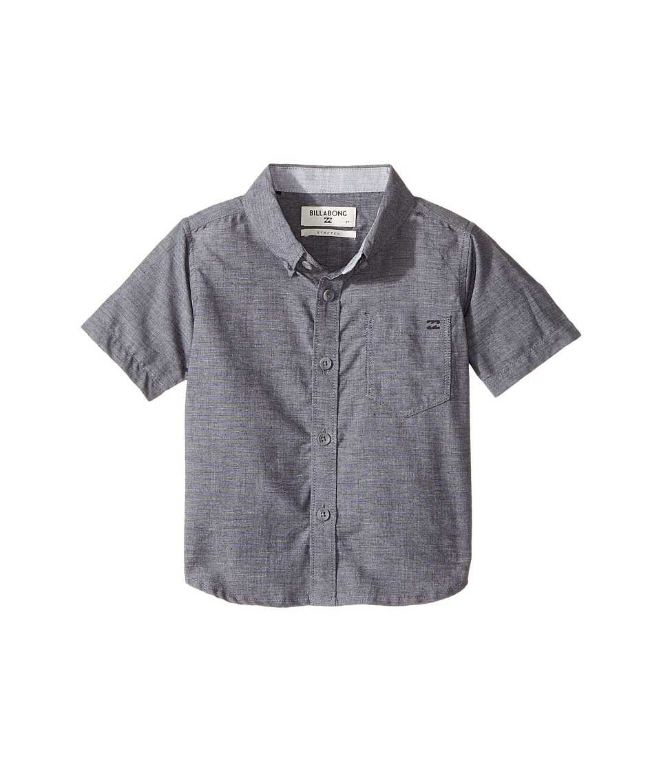 Billabong Kids Billabong Kids - All Day Chambray Short Sleeve Shirt