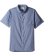 Billabong Kids - Venture Short Sleeve Shirt (Big Kids)