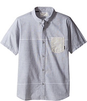 Billabong Kids - Latitude Short Sleeve Shirt (Big Kids)
