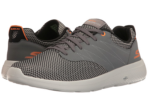 SKECHERS Performance On-the-Go City 2 - Charcoal/Orange