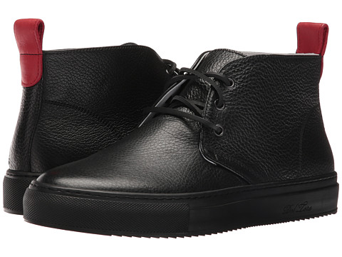 Del Toro Bottelato Leather Chukka Sneaker