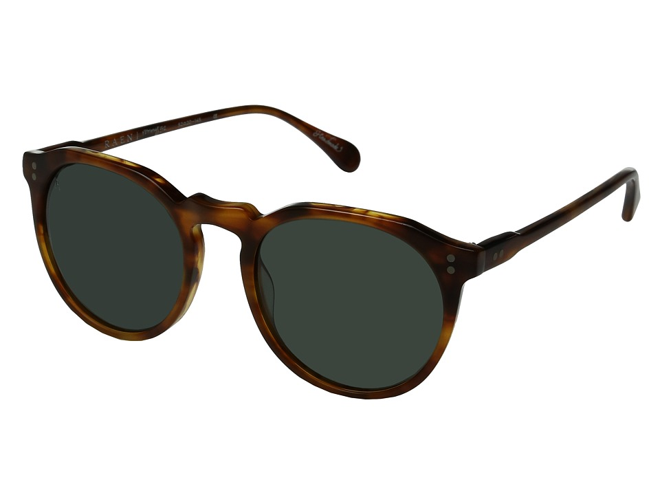 RAEN Optics - Remmy (Split Finish Rootbeer) Fashion Sungl...
