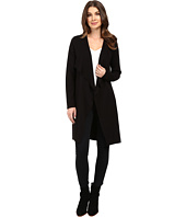 Vince Camuto - Long Sleeve Drape Front Maxi Cardigan