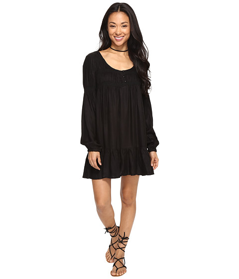 Volcom Ethos Long Sleeve Dress