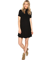 Culture Phit - Saige Short Sleeve Turtleneck Dress