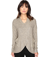 Culture Phit - Leona Long Sleeve Cowl Neck Sweater with Pockets