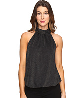 CATHERINE Catherine Malandrino - Sleeveless Mock Neck Top