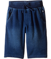 Splendid Littles - Relaxed Indigo Shorts (Little Kids)