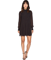 CATHERINE Catherine Malandrino - Long Sleeve Mock Neck Novelty Tunic