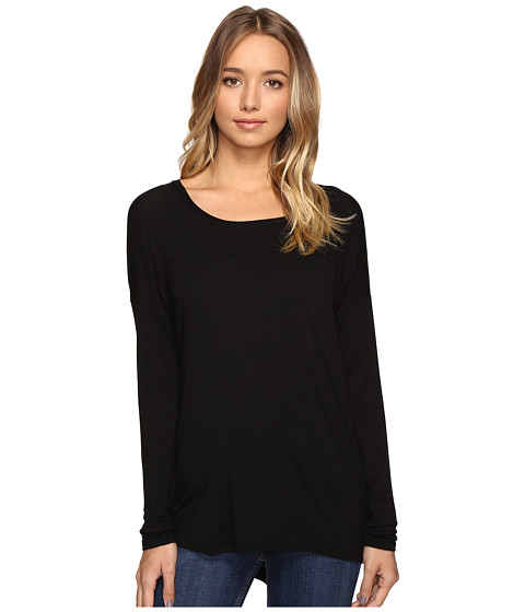 Volcom Lived in Long Sleeve - Black