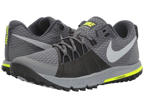 Nike Air Zoom Wildhorse 4 - Dark Grey/Wolf Grey/Black/Stealth
