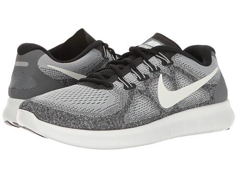 Nike Free RN 2017 - Wolf Grey/Off-White/Pure Platinum/Black
