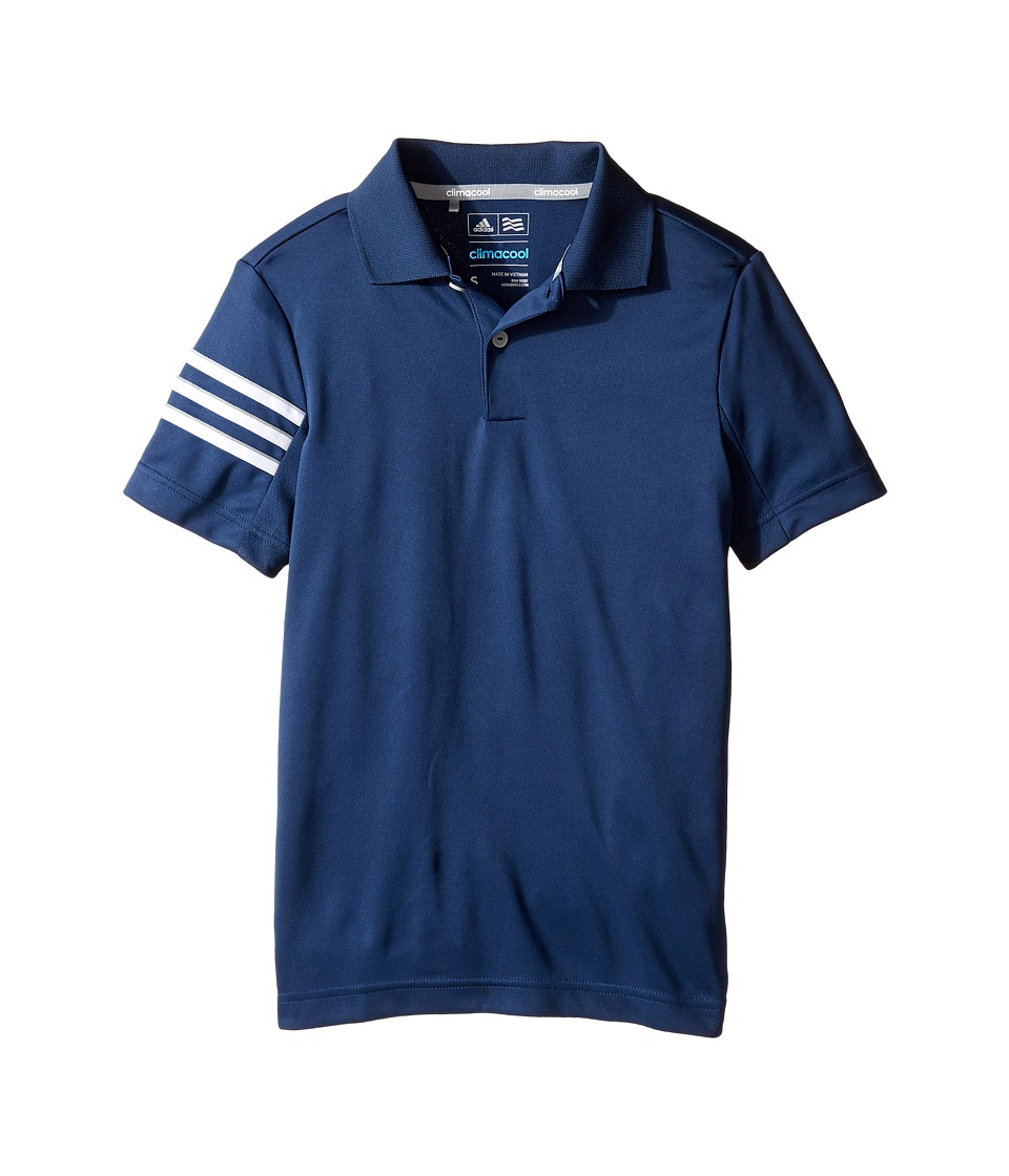 adidas Golf Kids - Climacool 3-Stripes Polo