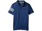 Climacool 3-Stripes Polo (Big Kids)