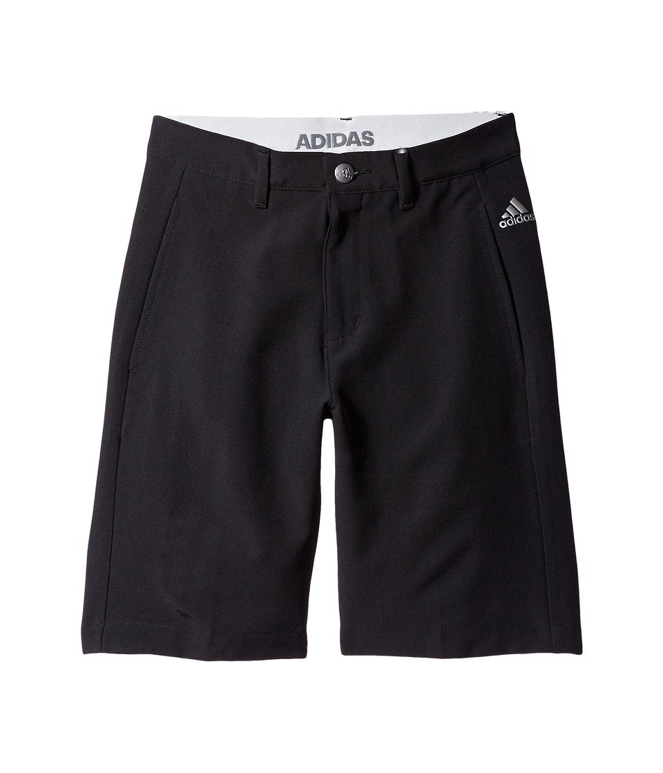 adidas Golf Kids - Ultimate 365 Shorts (Big Kids) (Black) Boys Shorts