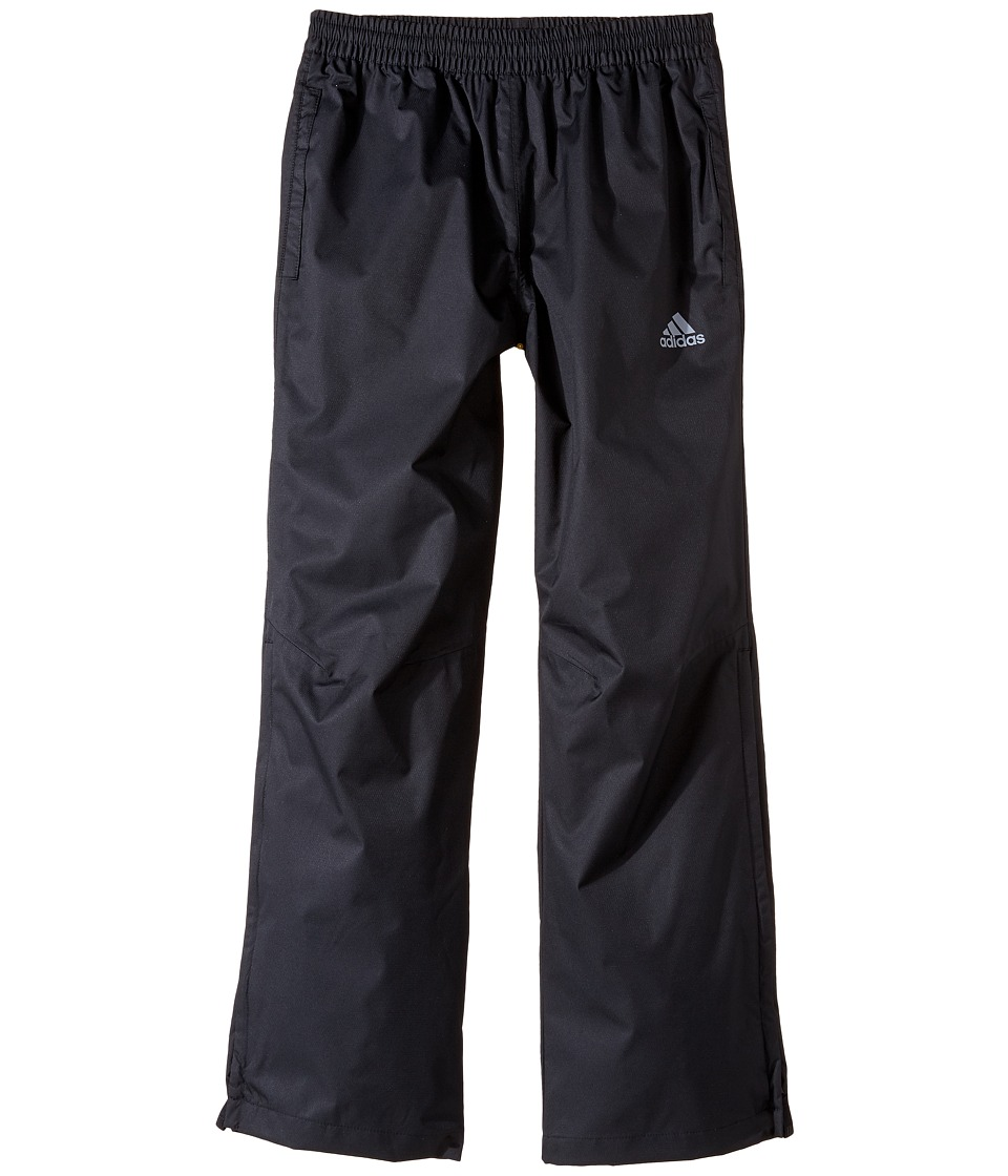 adidas Golf Kids - Provisional Rain Pants (Big Kids) (Bla...