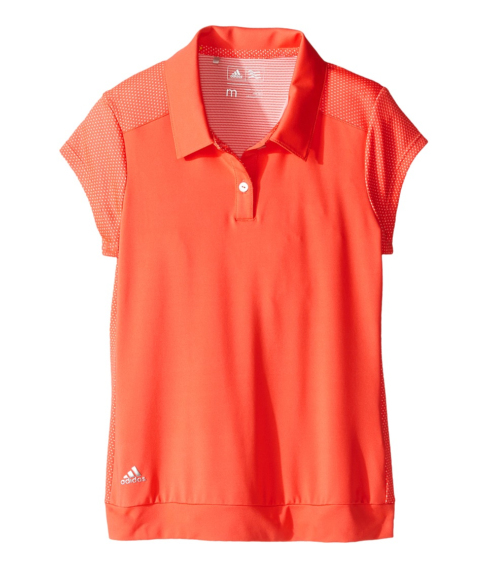 adidas Golf Kids - Micro Dot Polo