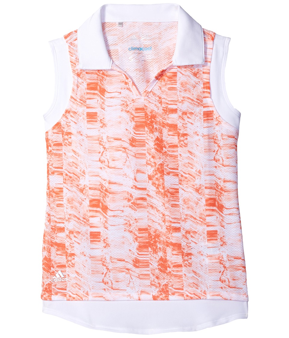 adidas Golf Kids - Printed Sleeveless Top