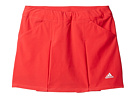 adidas Golf Kids Fashion Pleated Skorts (Big Kids)