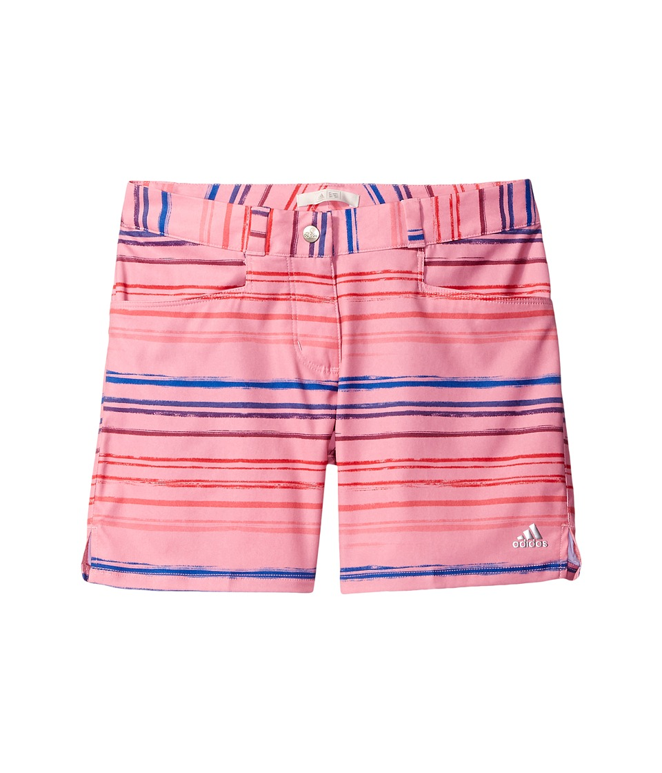 adidas Golf Kids - Paint Stripe Shorts