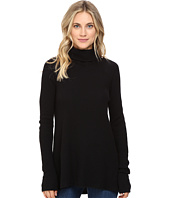 Three Dots - Loreen - Long Sleeve Relaxed Turtleneck