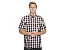 Fort Plaid Short Sleeve Shirt