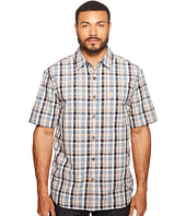 Carhartt - Essential Plaid Open Collar Short Sleeve Shirt