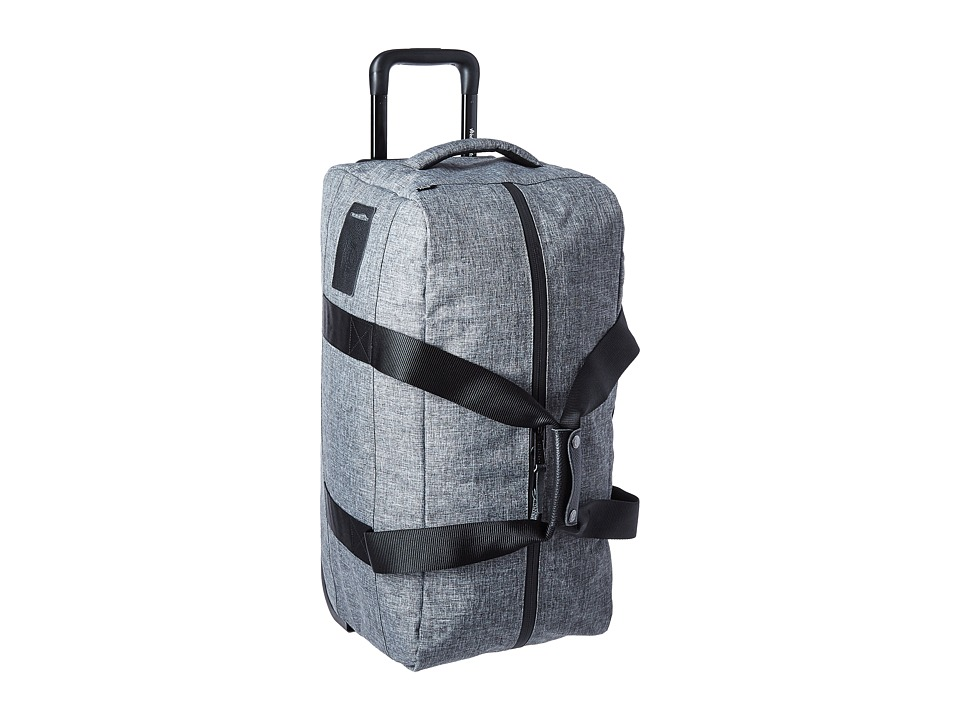 Herschel Supply Co. Wheelie Outfitter (Raven X) Carry on Luggage