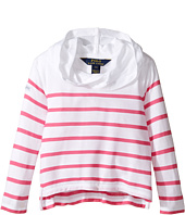 Polo Ralph Lauren Kids - Jersey Stripe Hoodie (Toddler)
