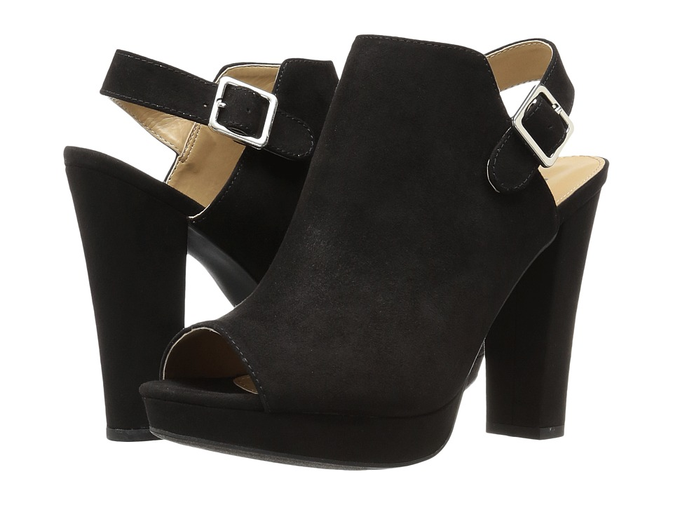 Report Libbie (Black) High Heels