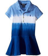 Polo Ralph Lauren Kids - Stretch Mesh Dip-Dye Dress (Toddler)