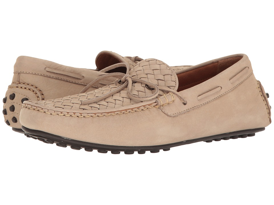 Frye Allen Woven (Taupe Soft Tumbled Nubuck) Men