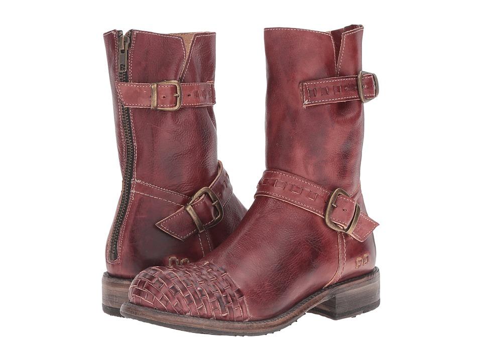 Image of Bed Stu - Ashwell (Dark Scarlett) Women's Shoes