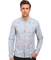 Scotch & Soda - All Over Printed One-Pocket Shirt