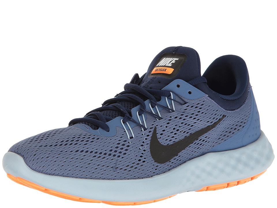 Nike Lunar Skyelux (Blue Moon/Black/Binary Blue) Men