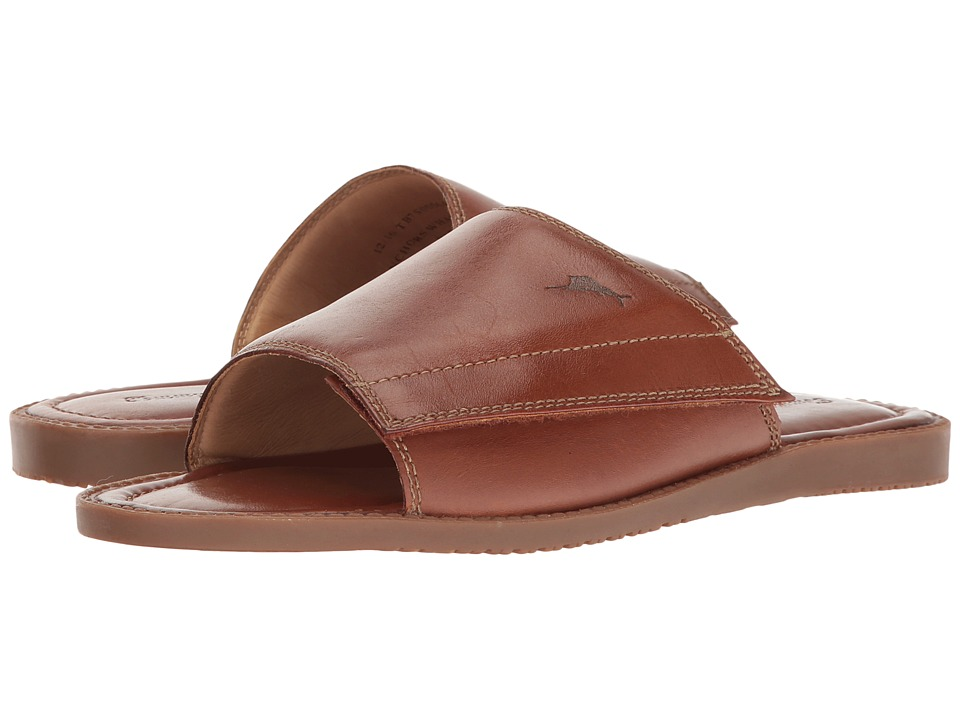 Tommy Bahama Anchors Wharf Slide (Tan) Men