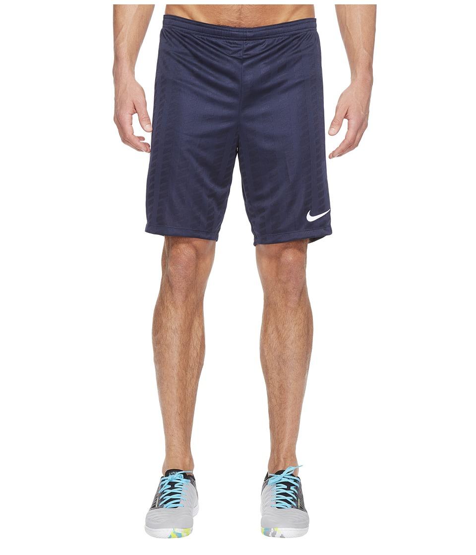 Nike Academy Soccer Short (Obsidian/White/White/White) Men