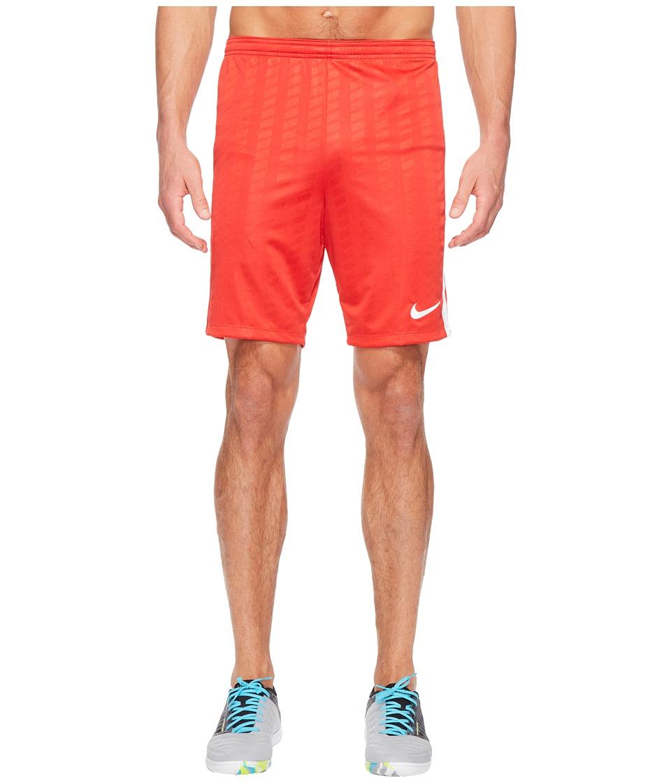Nike Academy Soccer Short (University Red/White/White/White) Men