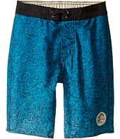 O'Neill Kids - Retrofreak Squiggle Boardshorts (Little Kids)