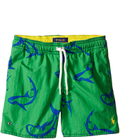 Polo Ralph Lauren Kids - Captiva Swim Trunk (Toddler)