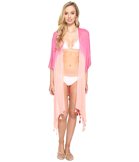Bindya Ombre Kimono - Light Pink
