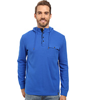 Nautica - Long Sleeve Hooded Henley