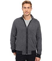 Nautica - Long Sleeve Fleece Military Jacket