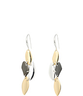 Robert Lee Morris - Tri-Tone Chandelier Earrings